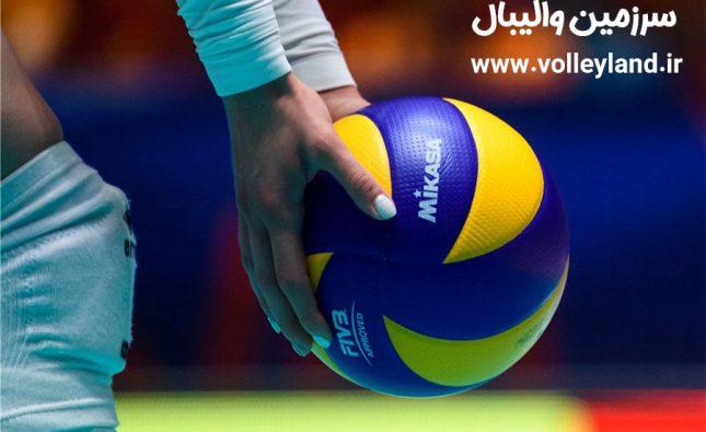 تمرینات بدنسازی تخصصی والیبال